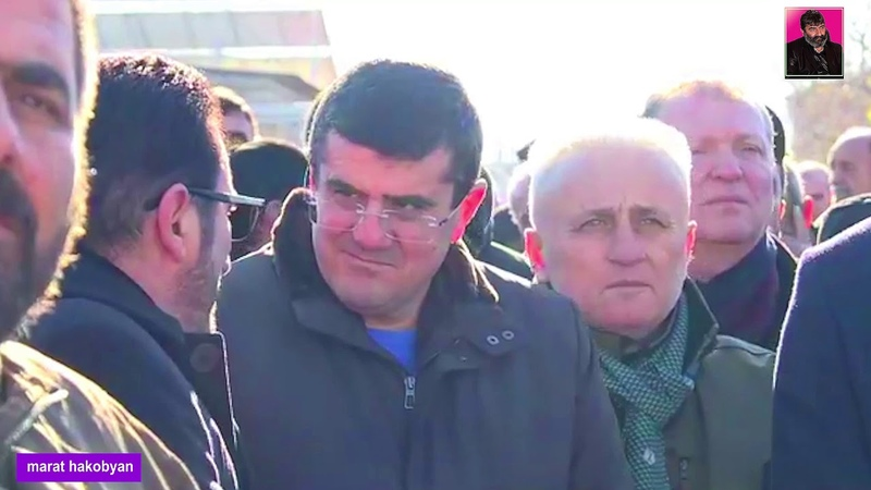 Mijocarum nvirvac Rustam Gasparyanin Arcaxi Heros barcraguyn kochman hamar