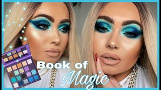 BEAUTY BAY | BOOK OF MAGIC PALETTE TUTORIAL 💎🔮 | GRWM