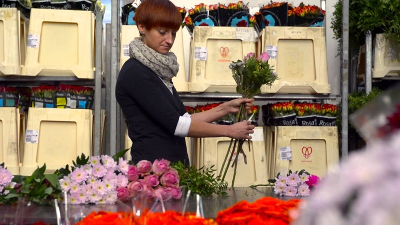 Blumenstrauß binden wie die Profis Ihre Anleitung von FloraPrima