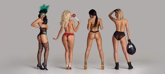 Набор женского белья popkees часть женского нижнего белья