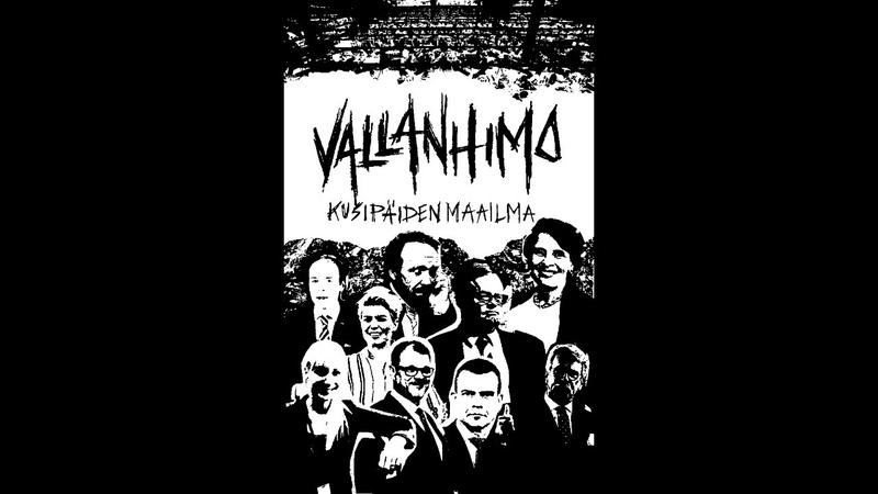 Vallanhimo Kusipäiden maailma 2019 Hardcore Punk