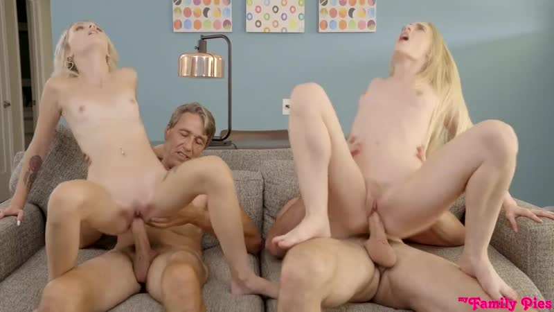 Emma Starletto and Kate Bloom Swapping Our Daughters Porno, All Sex, Hardcore, Blowjob, Group, Porn,