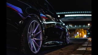 Black BMW E60 m-package cinematic with clasic Sony a7 mk1 in 2020