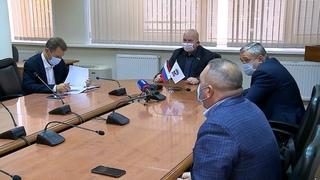 Заседание фракции «Единой России»