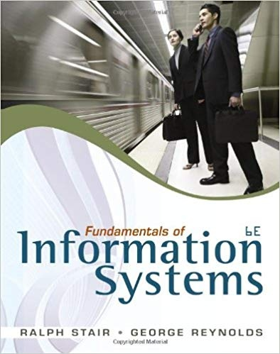Fundamentals of Information Systems (with SOC Printed Access Card) by Ralph Stair
