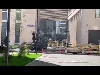 Съемки нового клипа Моргенштерна и Егора Крида