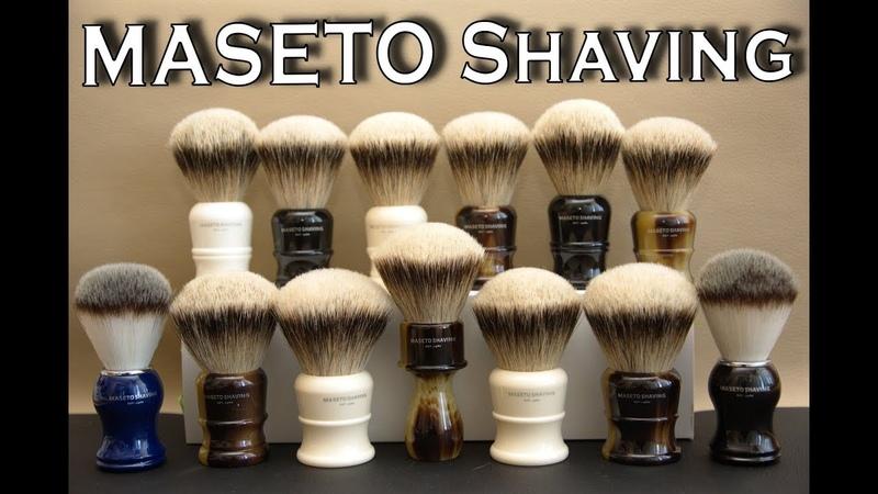 467 подарки на Новый Год по бритью ещё остались Maseto Shaving уже в России homelike бритьё