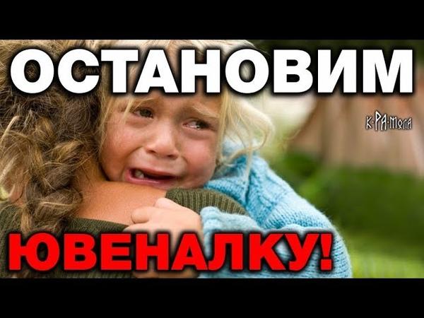Кто продвигает Ювенальную юстицию и киднепинг в России Расследование разоблачение преступной схемы