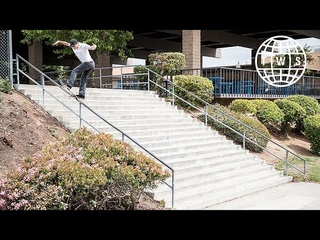 Vincent Milou at Some Heavy Hitting Spots in CA