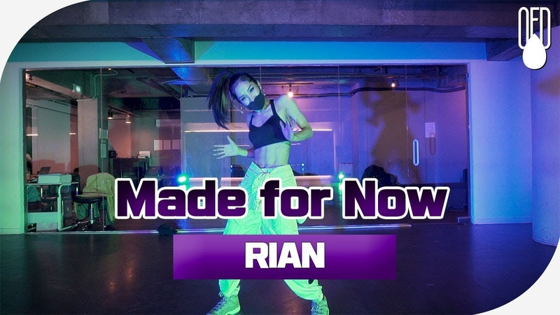 RIAN Janet Jackon x Daddy Yankee - Made for Now