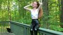 Leather Leggings Lookbook Outfits 4k