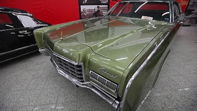 Автомобильный 'гарем' Леонида Брежнева HD