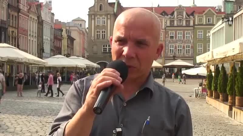 Piotr Moskwa przeciwko bezprawiu Trzeci protest w Poznaniu