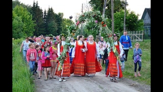 """Областной обрядовый праздник """"Дрема"""" 2006 г."""