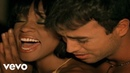 Whitney Houston, Enrique Iglesias - Could I Have This Kiss Forever (Official Music Video)