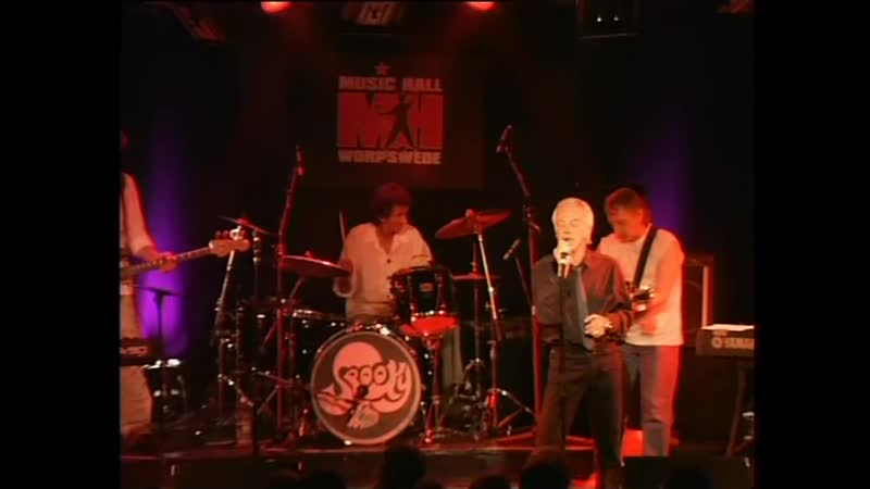 Spooky Tooth That Was Only Yesterday Nomad Poets Live In Germany 2004