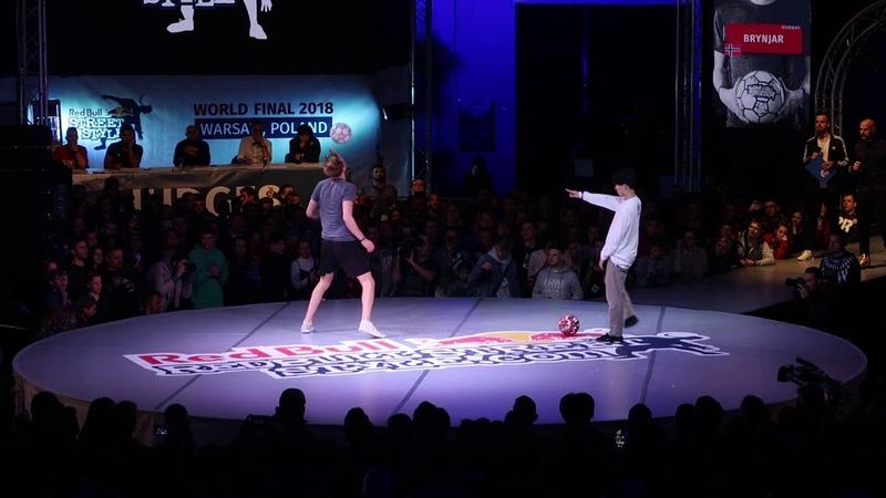 Brynjar Fagerli v Ko-suke - Third Place Battle | Red Bull Street Style 2018