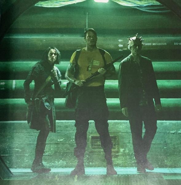 Свежий кадр блокбастера «Отряд самоубийц: Миссия навылет»