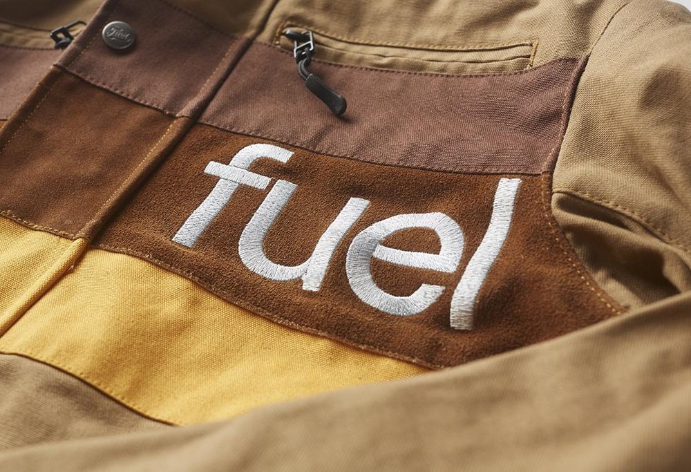 Стильный комплект экипировки Fuel Rally Marathon