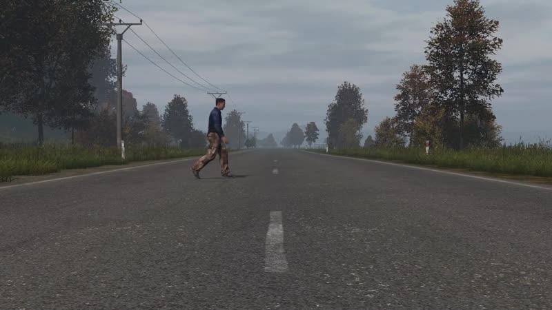 Когда переходишь дорогу но забыл что живешь в Чернаруси