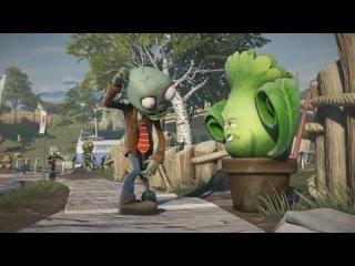Plants vs. Zombies: Garden Warfare - Полтора часа геймплея