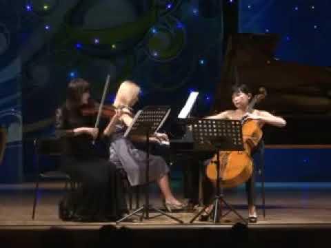 Concert debussy trio primer Live К Дебюсси Премьер трио Юлия Николаева @nikolaevapakhomova