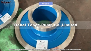 Horizontal centrifugal 6/4 E AH Slurry Pump Throat Bush E4083A05A  and spares