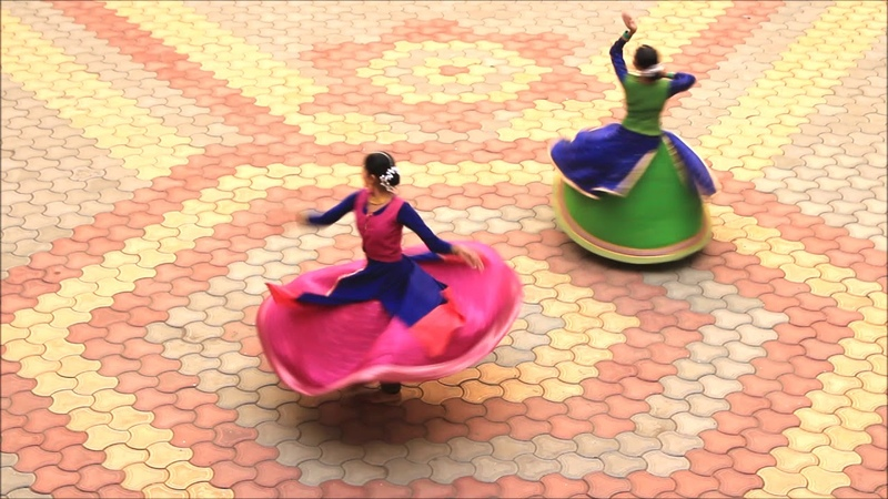 Indian Raga Trap Padhant Raga Challenge by KNM Kathak Rendition смотреть онлайн без регистрации