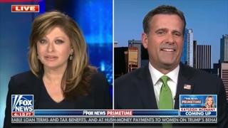 TV UFO News Report - John Ratcliffe Interview - Maria Bartiromo