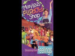 Mary Lou Retton's Flip Flop Shop Sharing Our Feelings (Inspirational Version)