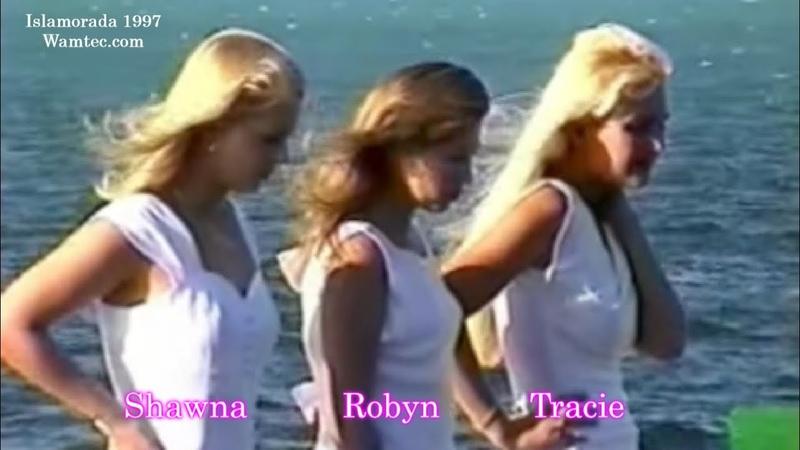 Wetlook behind the scenes Tracie Robyn and Shawna