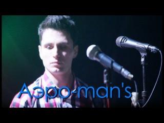 Аэро-man's Group - Кантри Блюз ( LIVE.Концерт в клубе PLAN B | Emergenza Live Festival)
