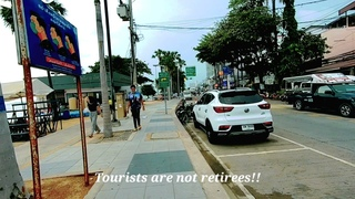 Pattaya Jomtien Beach (The Last Walk before Total Lockdown)😱