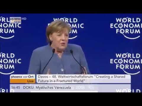 Merkel erklärt offen ihren Umverteilungsplan: UNSER Geld gehört den Afrikanern
