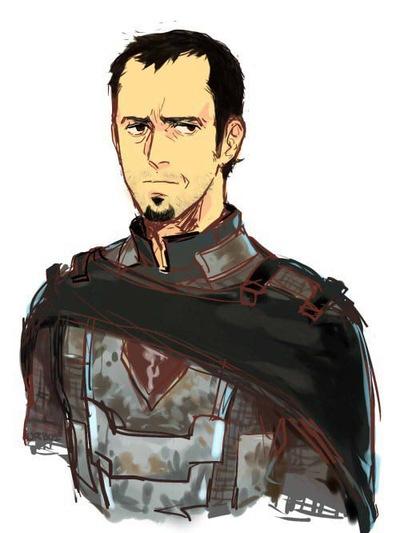 Рисунок профиля (Алексей Новиков)