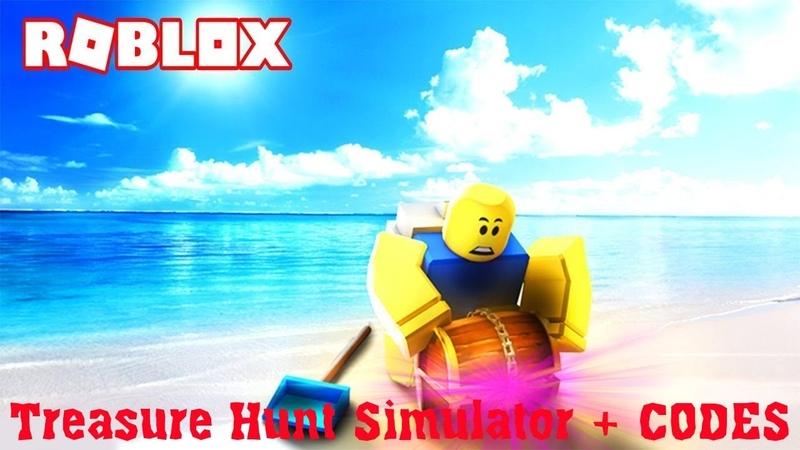Симулятор копателя Роблокс КОДЫ Симулятор искателя сокровищ Роблокс Treasure Hunt Simulator Roblox