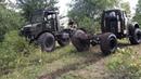 ГАЗ 63 ГАЗ 69 UNIMOG Dodge Toyota по бездорожью Труханов остров
