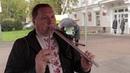 Награждение лауреатов фестиваля «Смоленский рожок»