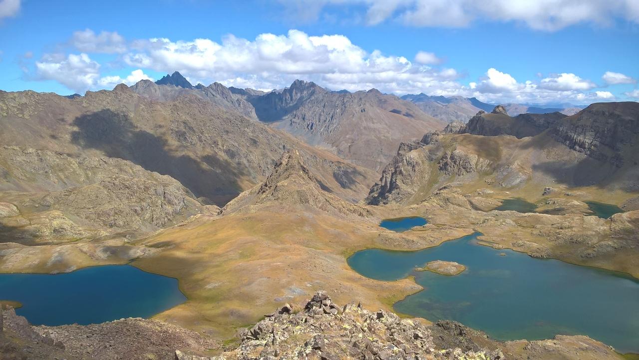 """""""7 озёр"""" в горах Качкар"""