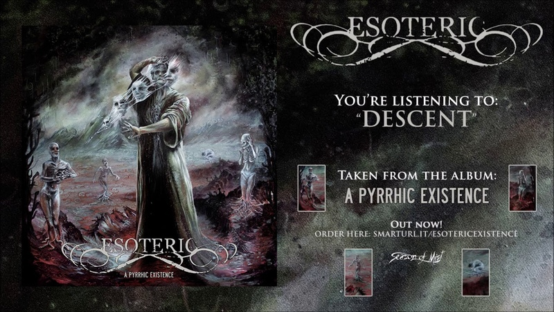 Esoteric A Pyrrhic Existence Full album