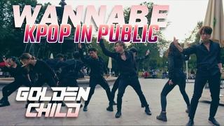 [KPOP IN PUBLIC - ONE TAKE - BOSTON] 골든차일드 (Golden Child) - 'WANNABE' | Full Dance Cover by HUSH