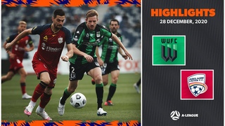 HIGHLIGHTS: Western United FC v Adelaide United | December 28 | A-League 2020/21 Season