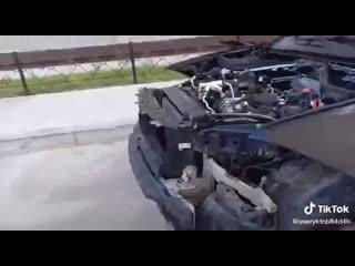 Оставил БМВ X6 на одну ночь в Воронеже