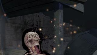 Sniper Elite 3 Анимация при убийстве