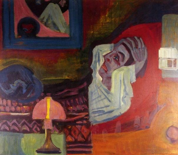 Коллекция Ханса Принцхорна «Искусство сумасшедших»