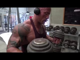 THE ROCK - NEW BEST WORKOUT | DWAYNE JOHNSON MOTIVATION