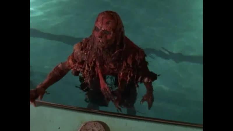 Борьба с мертвецом в бассейне Отрывок из сериала Боишься ли ты темноты