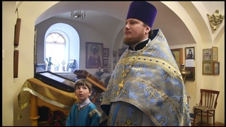 Проповедь епископа Максима в праздник Похвалы Пресвятой Богородицы