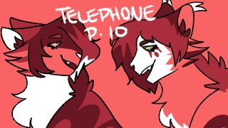 Part 10 Telephone Squirrelflight and Leafpool MAP