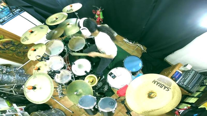 RAMMSTEIN Ramm4 Drum Cover